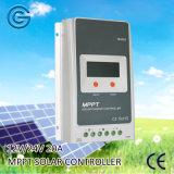 12V/24V 20A Contrôleur de charge solaire MPPT pour système d'alimentation solaire