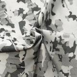 Telas elásticos del telar jacquar del camuflaje de la nueva manera