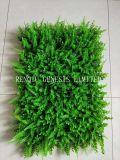 Artifical заводская цена Пластиковые настенные украшения для травяных культур