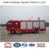 de Vrachtwagen Euro4 van de Brand van de Sproeier van de Brand 6tons Dongfeng