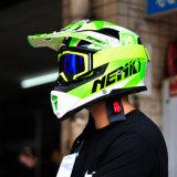 繊維強化プラスチックのモトクロスのための太字のオートバイのヘルメット