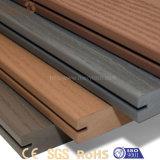 Panneaux composés creux extérieurs résistants UV modernes de Decking