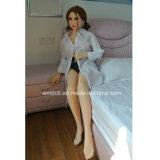Doll van de Liefde van het Silicone van Doll van het Geslacht van het Silicone van 135cm Japanse Levensechte