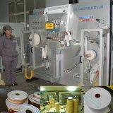 세륨/ISO를 가진 종이를 기울이기를 위한 2000W Dkj2000p Laser 꿰뚫는 기계