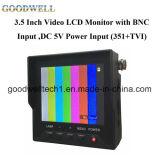 Ahd/Tvi/Cvi CCTV 사진기를 위한 3.5 인치 LCD 모니터