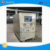 refrigerador refrigerado por agua más desapasible de enfriamiento de la agua de mar 8HP/24kw