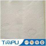 St-Tp30 Softness Jacquard Polyester Knitting Fabricants de tissus de matelas