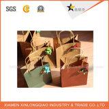 Cmyk Perfect Printing Apparel sac en papier avec votre propre logo