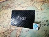 Cartouches d'étiquettes en plastique compatibles RFID Smart Card FM1108 / FM1204 Cmyk Printing