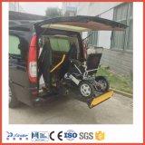 Certification CE de levage pour fauteuil roulant électrique de porte ARRIERE DE FOURGON AVEC Charge 300kg