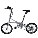 Bicicleta dobrável da bicicleta de carbono dobrável