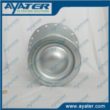 Filtro 1612875000 do separador de petróleo do ar do compressor do parafuso do atlas da fonte de Ayater
