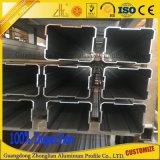 De geanodiseerde Holle Uitdrijving van het Aluminium van de Profielen van de Buizen van de Pijpen van het Aluminium