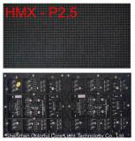 Módulo interno quente do diodo emissor de luz da cor cheia do Sell P2.5 SMD2121 com contraste elevado