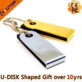 Parte girevole del regalo marchio del Silkscreen/del laser/bastone girante del USB del metallo (YT-3274)