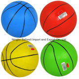 Juguete inflable promocional barato 6 pulgadas mini PVC Baloncesto