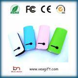 USB 5200mAh batería del teléfono móvil de la energía Bank