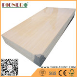 O papel quente da melamina da venda enfrentou a madeira compensada para a decoração e a mobília