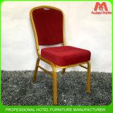 Cadeira de alumínio vermelha do restaurante do projeto moderno de Useding
