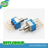 Interruptor de balancim impermeável do interruptor de balancim T125 da miniatura R11