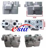 Autoteil-Auto-Kompressor-Zylinderkopf und Rückseite für Kembara 08e