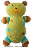 極度のかわいく創造的で柔らかいKniitedのおもちゃの女の子の人形