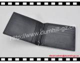 Handgemachter PU-lederner Geld-Klipp für Männer (Farbe wahlweise freigestellt)