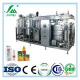 El precio de alta calidad Mini/Pequeñas Yogurt leche aséptica de la producción combinada de jugo de la planta de procesamiento de la línea de equipos de maquinaria