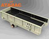 Alimentador vibratorio Grizzly con alta Alimentación Capacidad (ZSW600 * 180)
