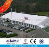 ライニングおよびカーテンが付いている防水大きいアルミニウムフレーム党テント