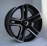 Матовый черный Gmc погрузчик реплики алюминиевых ободьев колес 26X10