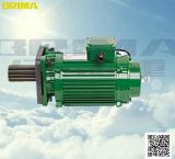 0,75 kw motoréducteur de grue électrique avec un tampon pour la fin de chariot (BM-100)