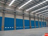 Elektrisches PU-Stahlpanel-automatische Garage-Tür (HF-48)