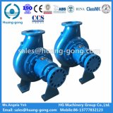Pompe horizontale marine d'eau de mer de pompe centrifuge