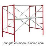 Het Systeem van de Steiger van het Frame van de metselaar in China wordt gemaakt dat