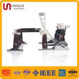 Interruptores de fusibles con aislamiento de aire de voltaje medio