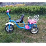Rad-Kind-Fahrrad-Kind-Dreirad des Baby-3