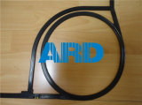 Junta NBR EPDM del cambiador de calor de la placa de la junta de Tranter Gx145 Gxd140
