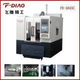Máquina de trituração do metal do sistema de Syntec com servo motor (FD-450)
