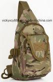 Sac simple de poitrine de Cycing d'épaule de camouflage de sports en plein air de femmes (CY3620)