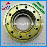 Alta resistencia rueda helicoidal de acero
