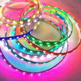RGB IP65フルカラーSMD5050チップ30LEDs 9W DC24V LEDストリップ
