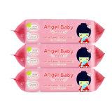 受諾可能な中立パッケージの小さい順序のOEM/ODMの赤ん坊のぬれたワイプ