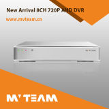Nova tecnologia 4MP Ahd Tvi Cvi Híbrido Cvbs IP DVR 8 Canais (6708H400)