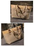 Signora di cuoio Handbag dell'unità di elaborazione di prezzi all'ingrosso di multi modo cinese di colore