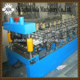 Automatische gewölbte Wand-u. Dach-Panel-Rolle des Blatt-Machine/850/836, die Maschine bildet