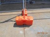 熱い浸された電流を通された一時塀または移動式塀または携帯用塀