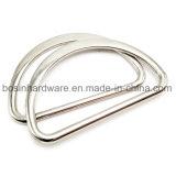 """anello a """"D"""" mezzo piano del metallo di 1 1/2 """" per l'inarcamento"""