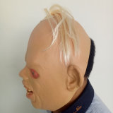 Beste verkaufende neue Partei kostümiert Latex-Schablonen-gruselige Schablone für Halloween-Partei