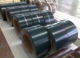 Bobina Cubierta Color del Aluminio de PVDF/PE/de Aluminio para el Material para Techos